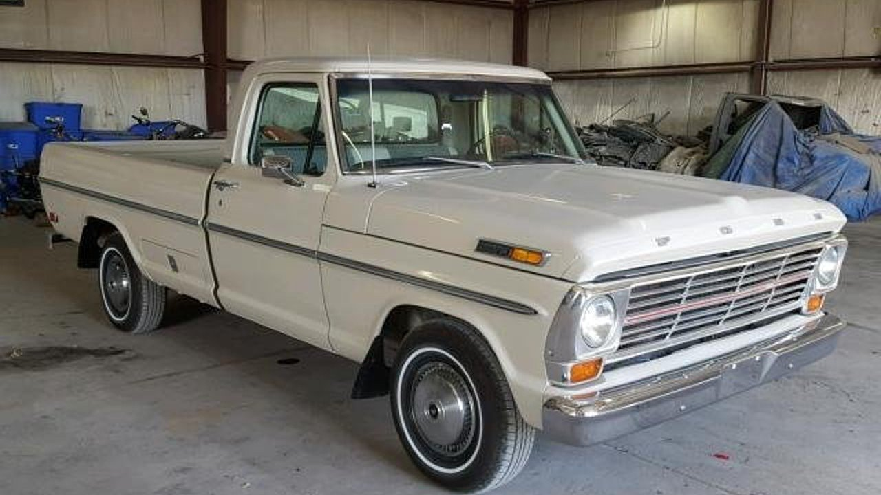 1969 ford f100 for sale 101049846