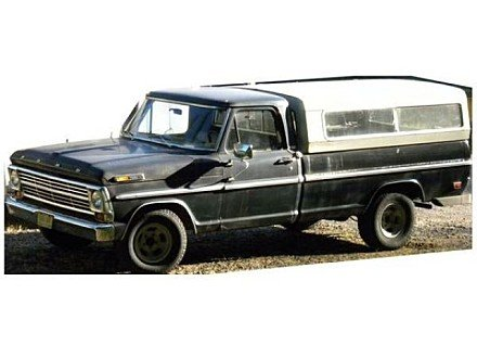 1969 Ford F100 for sale 100837712
