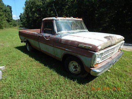1969 Ford F100 for sale 100842475