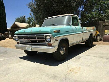 1969 Ford F100 for sale 100869083