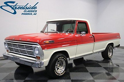 1969 Ford F100 for sale 100978510