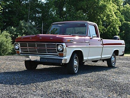 1969 Ford F100 for sale 101002239