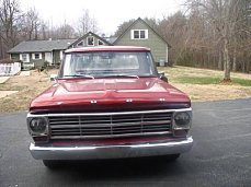 1969 Ford F100 for sale 101029082