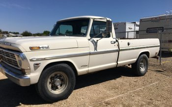 1969 Ford F250 2WD Regular Cab for sale 100994062