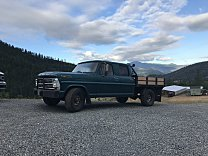 1969 Ford F250 2WD SuperCab for sale 101006485
