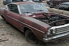 1969 Ford Fairlane for sale 100825171