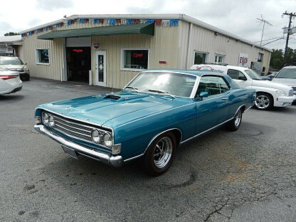 1969 Ford Fairlane for sale 101009351