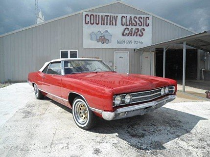 1969 Ford Galaxie for sale 100748533