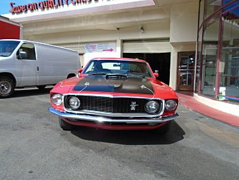 1969 Ford Mustang for sale 100775516