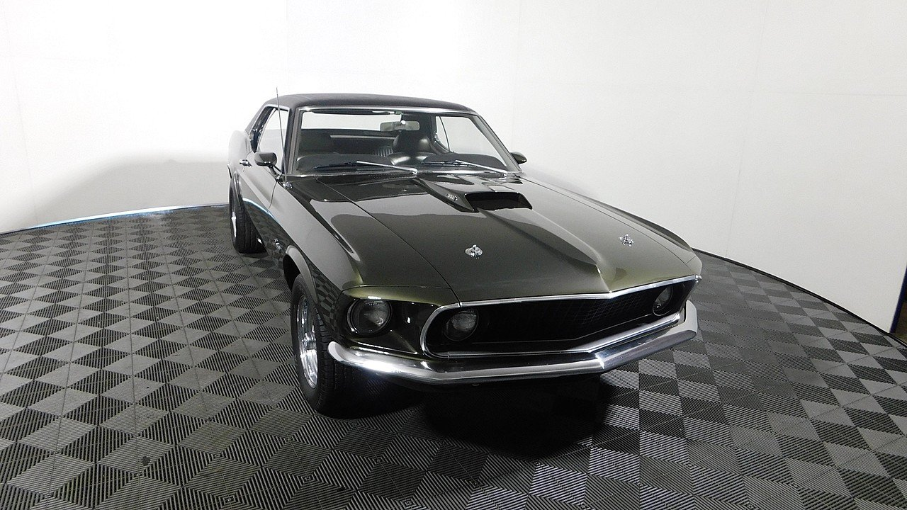 1969 Ford Mustang Coupe for sale 100923479