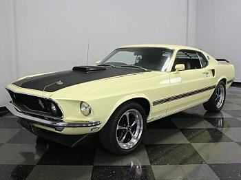 1969 Ford Mustang for sale 100816234