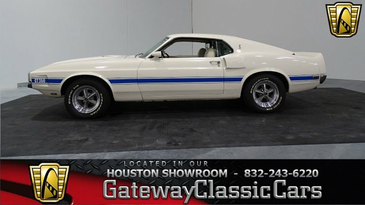 1969 Ford Mustang for sale 100883888