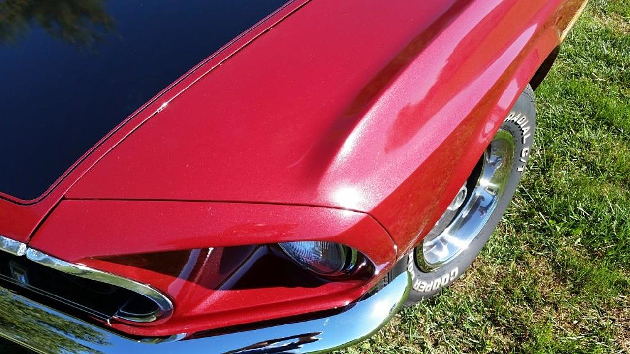 Picture of 1969 ford mustang fastback exterior -  1969 Ford Mustang Fastback For Sale 100885325
