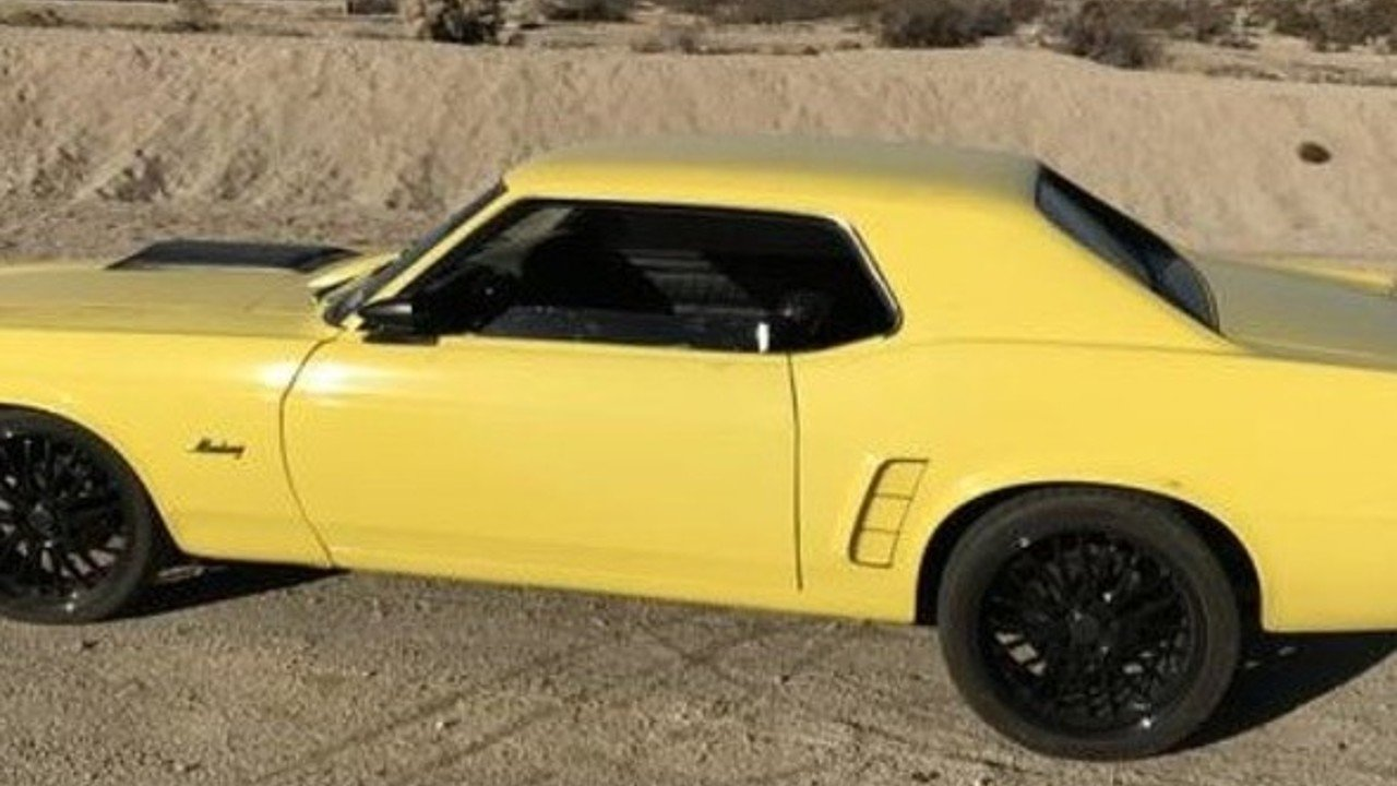 1969 Ford Mustang for sale near LAS VEGAS, Nevada 89119 - Classics ...