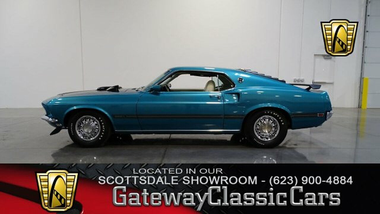 1969 Ford Mustang for sale 100965015