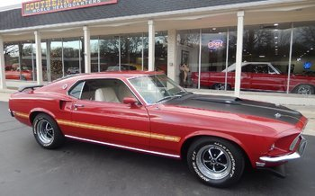 1969 Ford Mustang Fastback for sale 100931074