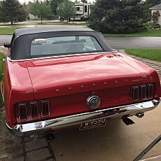 1969 Ford Mustang GT Convertible for sale 100986929