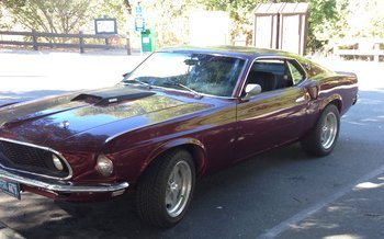 1969 Ford Mustang Mach 1 Coupe for sale 101031764