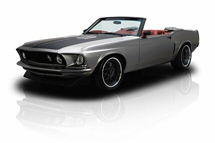 1969 Ford Mustang for sale 100786557