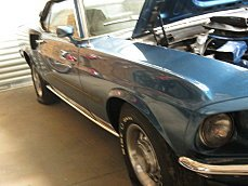 1969 Ford Mustang Fastback for sale 100895130