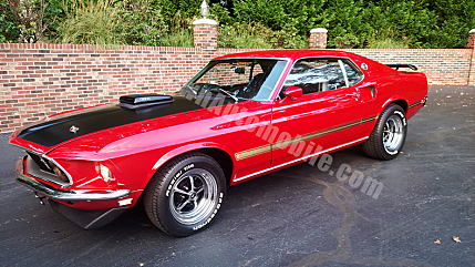 1969 Ford Mustang for sale 100908557