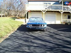 1969 Ford Mustang Convertible for sale 100989288