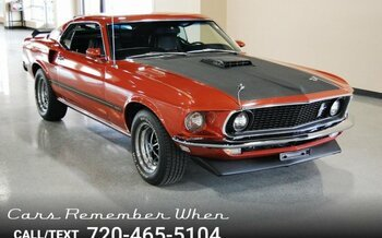 1969 Ford Mustang for sale 100997464