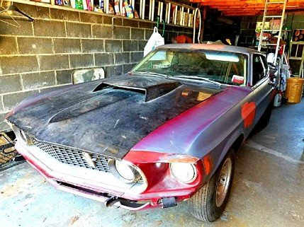 1969 Ford Mustang for sale 101009806