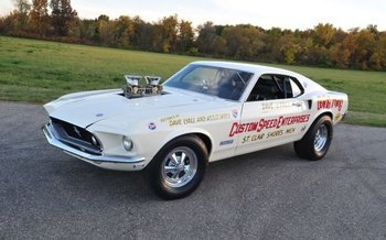 1969 Ford Mustang Fastback for sale 101057055