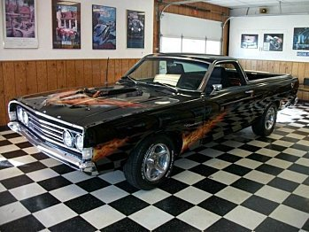 1969 Ford Ranchero for sale 100812031
