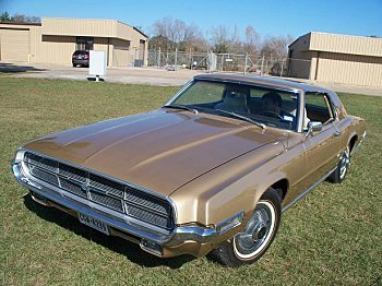 1969 Ford Thunderbird for sale 100750673