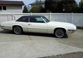 1969 Ford Thunderbird for sale 100795652
