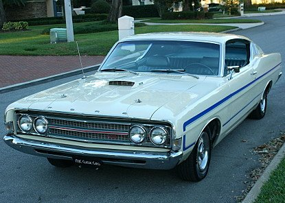 1969 Ford Torino for sale 100924989