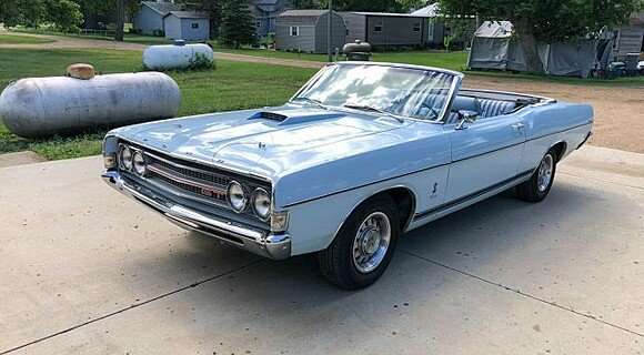 1969 Ford Torino for sale 101001265