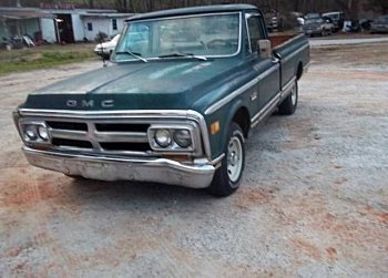 1969 GMC C/K 1500 for sale 100869046