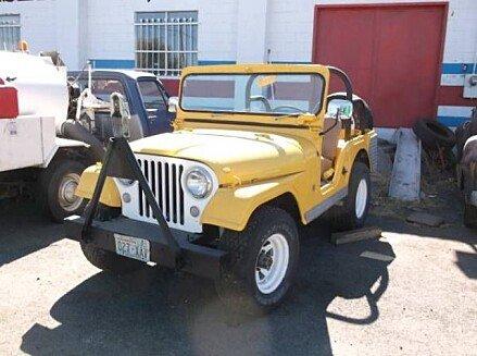 1969 Jeep CJ-5 for sale 100838732