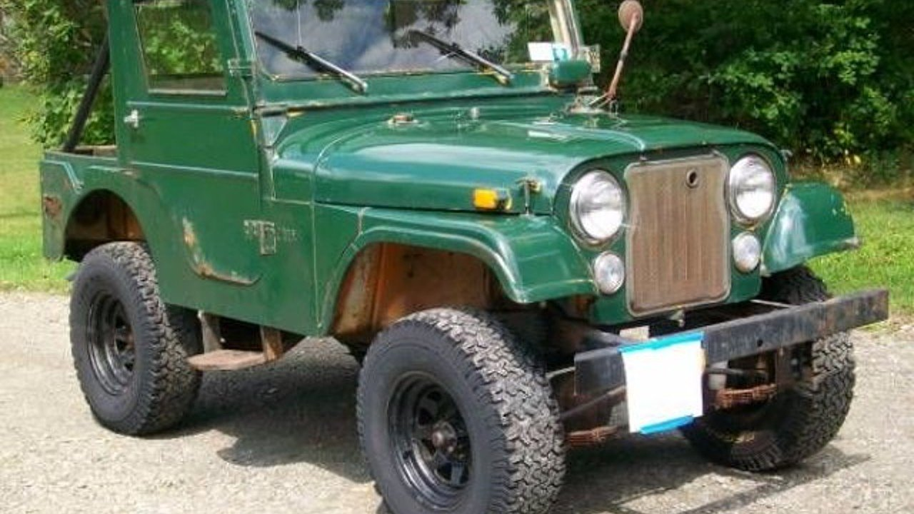 1969 Jeep CJ-5 for sale 100906031