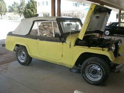 1969 Jeep Commando for sale 100813143