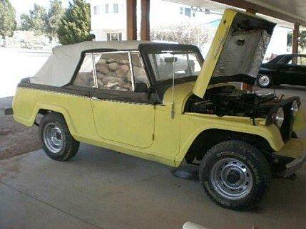 1969 Jeep Commando for sale 100825116