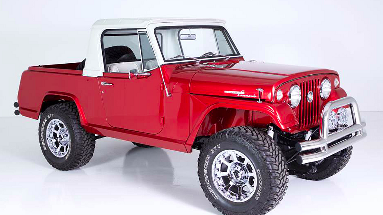 1969 jeep commando for sale near framingham massachusetts 01702 classics on autotrader. Black Bedroom Furniture Sets. Home Design Ideas