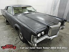 1969 Lincoln Continental for sale 100754009