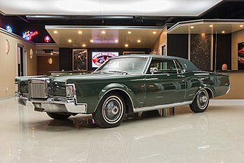 1969 Lincoln Continental for sale 100837128