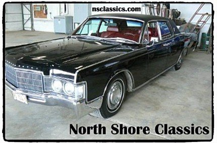1969 Lincoln Continental for sale 100840160