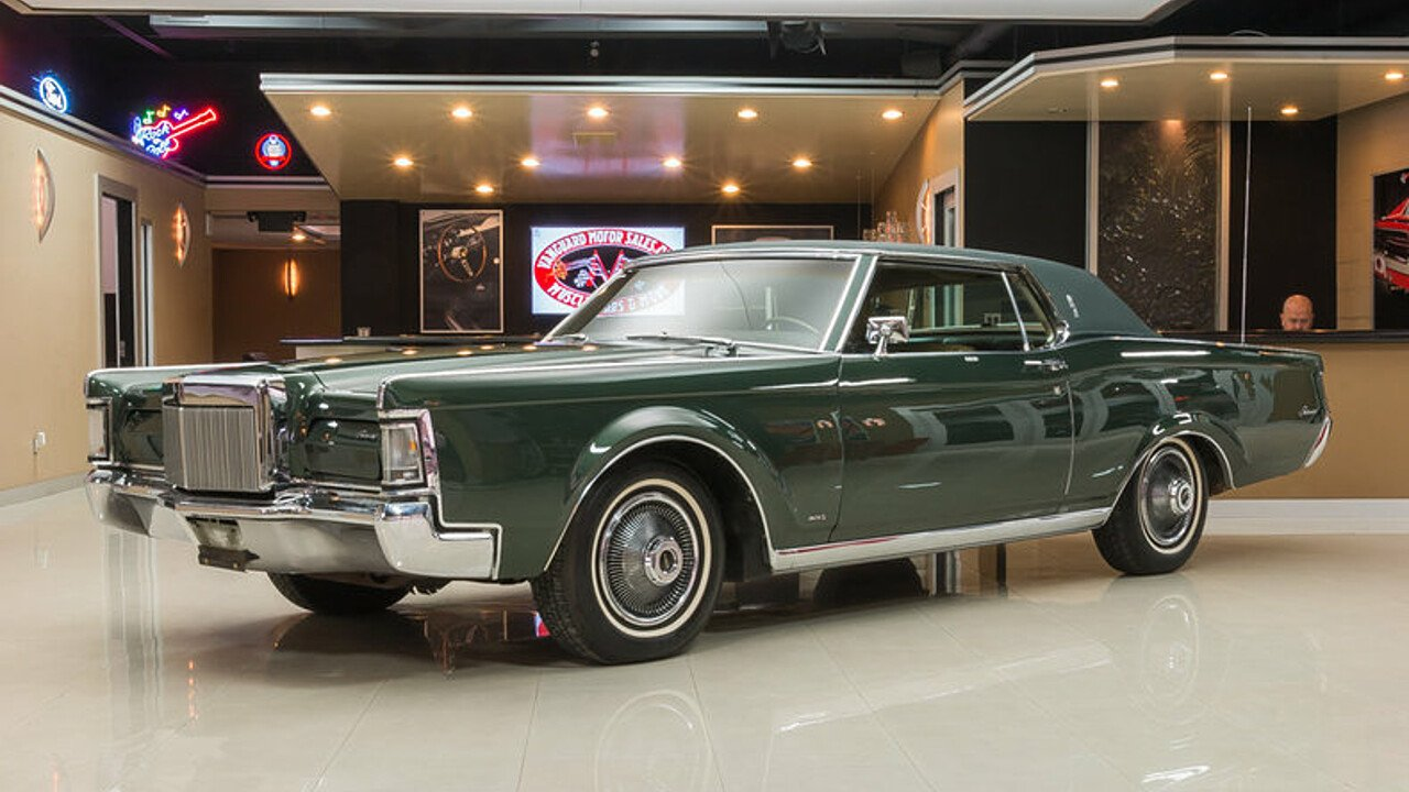 1969 Lincoln Continental Clics for Sale - Clics on Autotrader