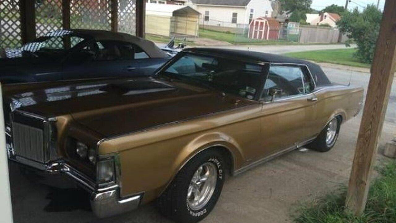 1969 Lincoln Continental for sale near Cadillac, Michigan 49601 ...