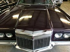 1969 Lincoln Continental for sale 100991828