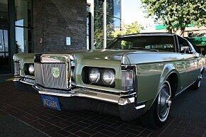 1969 Lincoln Continental Signature for sale 101050482