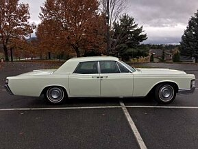 1969 Lincoln Continental for sale 101054857