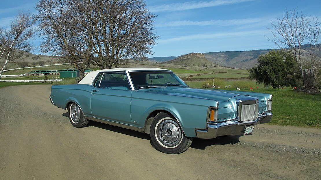 1969 Lincoln Mark III for sale 101030434