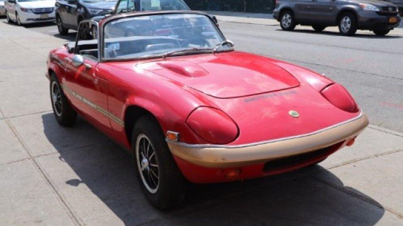 1969 Lotus Elan for sale 100889722